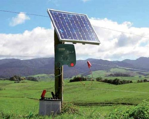 Coimbatore Solar Electric Fence Technician Megamalai