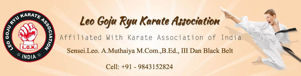 Karate Association theni