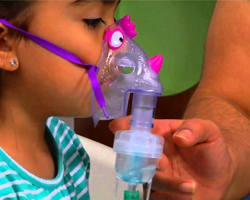 child nebulization treatment chinnamanur