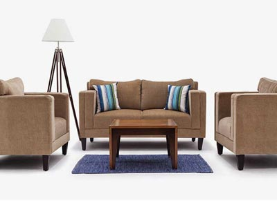 Buy Leather sofa set online Theni