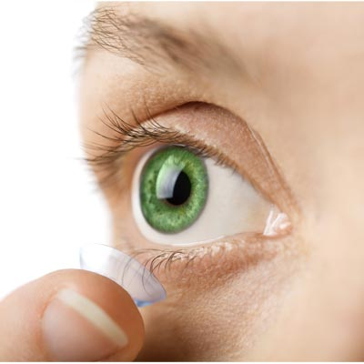 Eye catching contact lenses dealer Thevaram