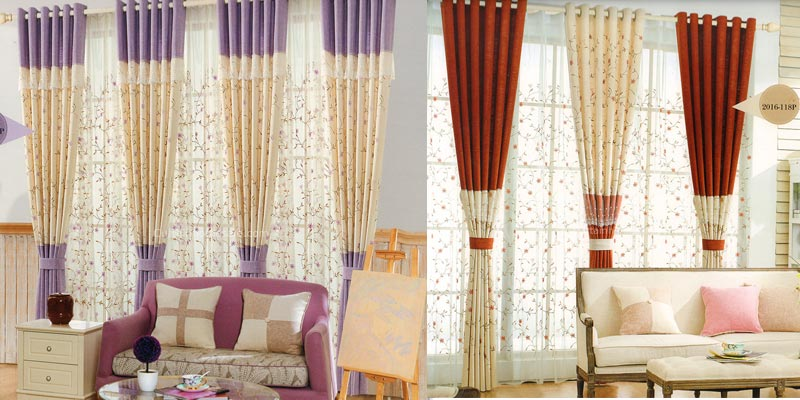 Decorative Curtain dealer cumbum