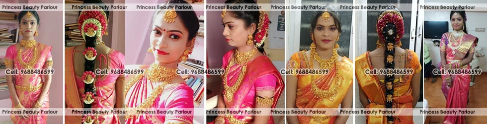 Professional beautician theni