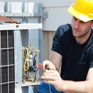 Air conditioner door step service provider theni