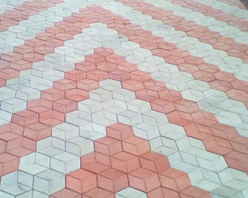 Salem Concrete Paver Tiles Thanjavur