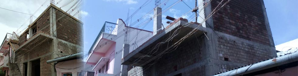 Building Construction & House for sale in Theni