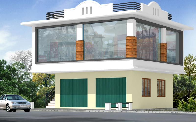 best architect in theni