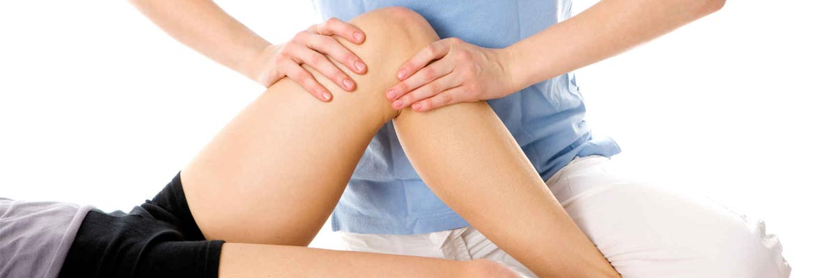 Physiotherapy treatment in bodi