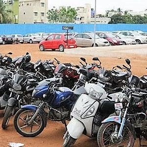 Theni District Car Parking