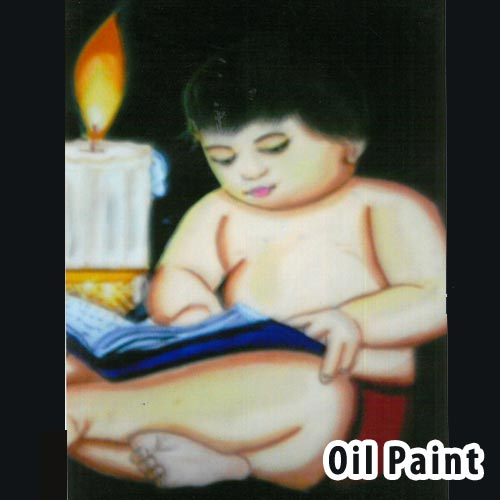 craft oil paintifng trainer theni