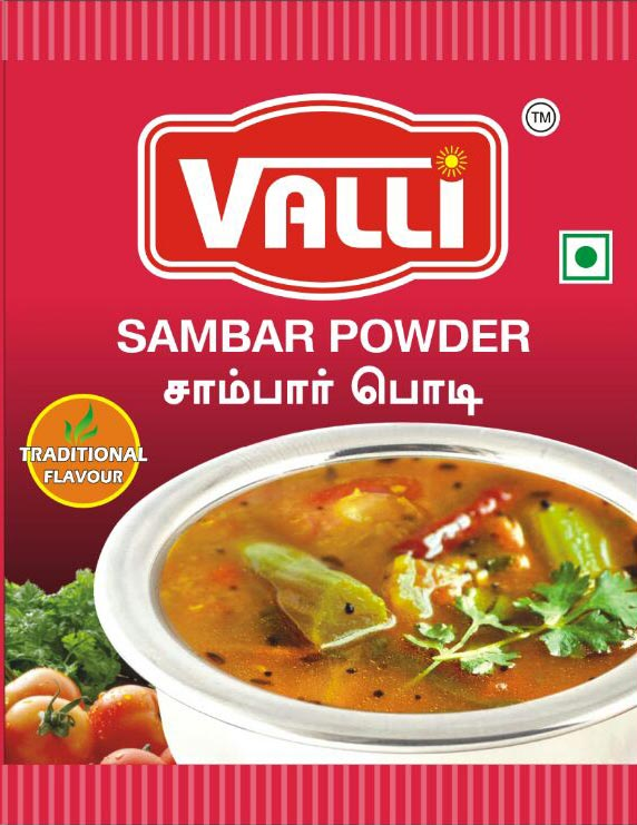VALLI MASALA SPICES