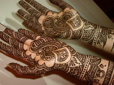 Bridal Mehndi beautician theni