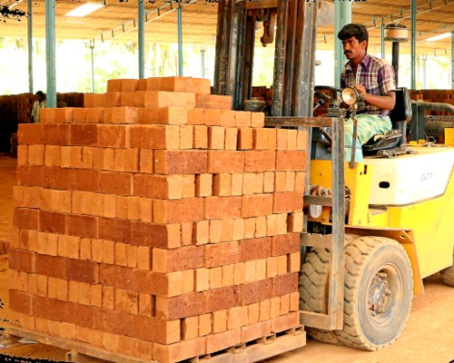 Wire Cut Chamber Bricks Trichy