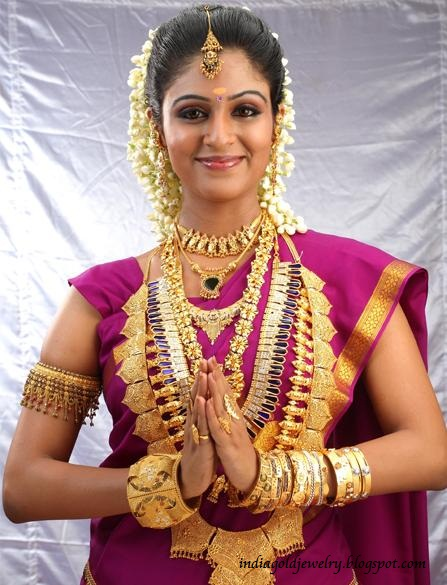 Theni District Gold Jewellery