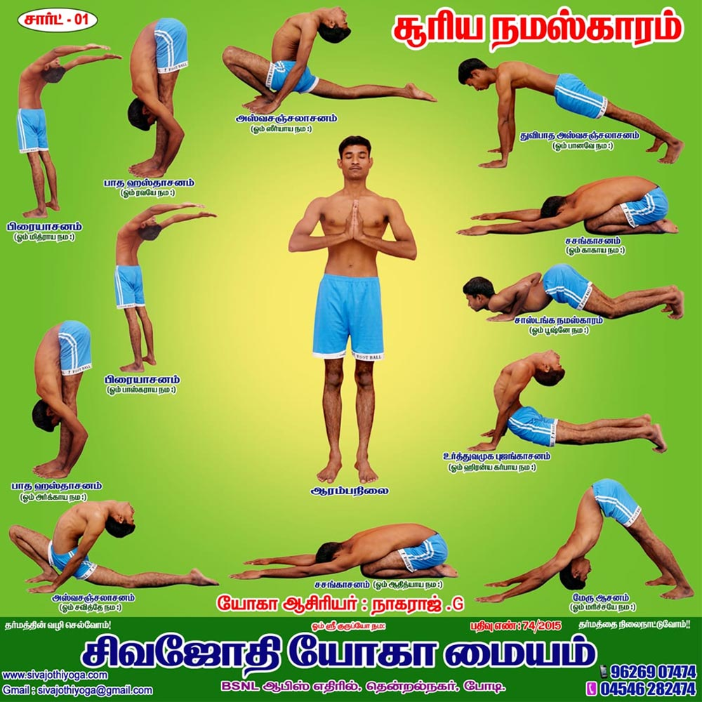Best Yoga Classes Bodinayakanur