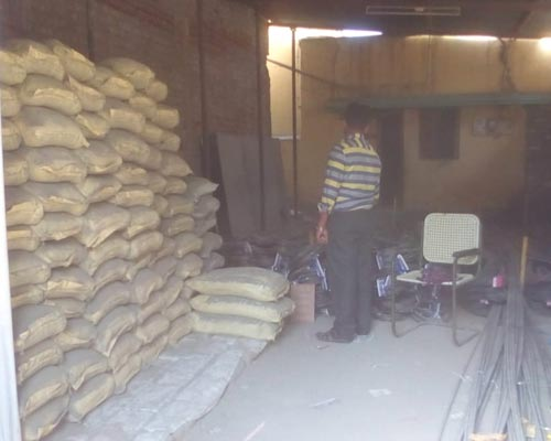 Theni Multi Brand Cement Traders Chinnamanur