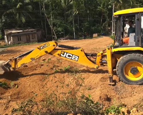 JCB 3dx Hourly Rate Theni