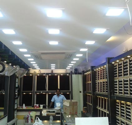 Commercial Wiring contractor chinnamanur