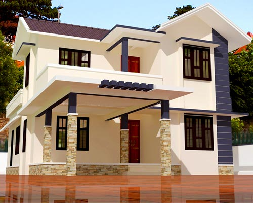 Eco Friendly House construction Dindigul