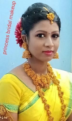 Marriage Makeup Expert Chinnamanur