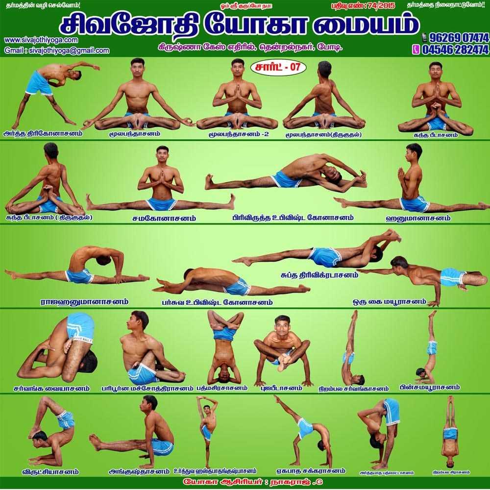 Best Yoga Classes Bodinayakanur