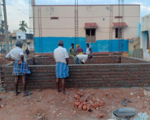 Building Contractor Uppukottai