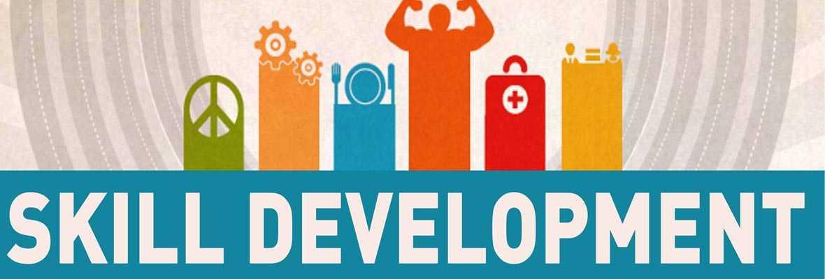 Skills development center theni