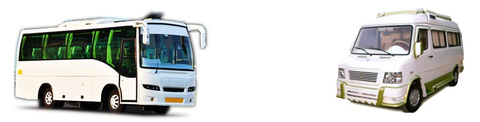 Tourist Van Rental service theni