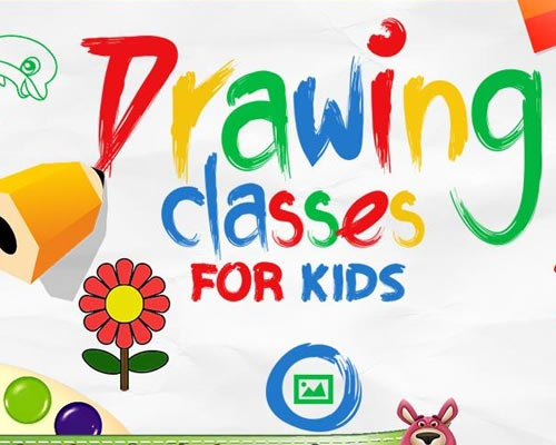 Kids Drawing Classes cumbum