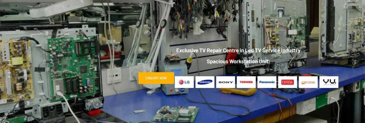 Tv Service theni