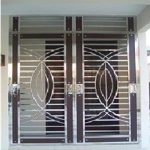 Theni Stainless Steel Grill gate Manufacturer Andipatti
