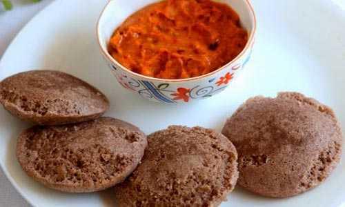 Ragi Idli traditional foods