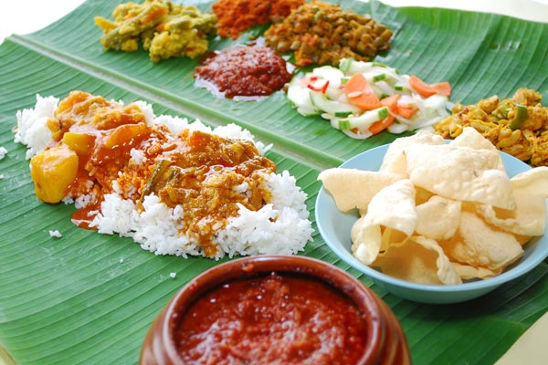 Best Banana Leaf restaurant