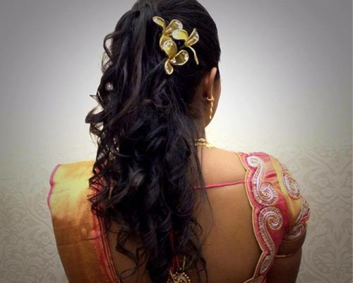 Marriage Hair Style Maker Kerala