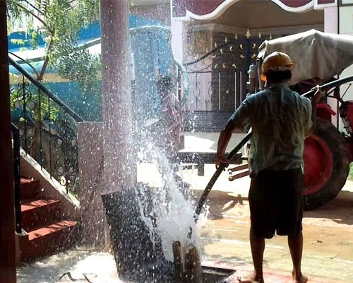 Leading Borewell Cleaning Service Theni