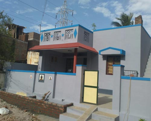 Building Contractors & House for sale bodinayakanur
