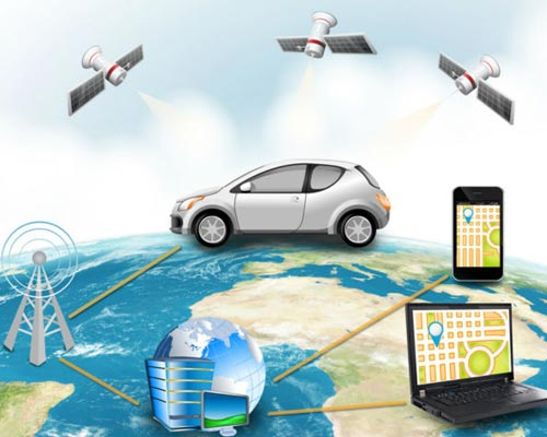 GPS Vehicle tracking system theni