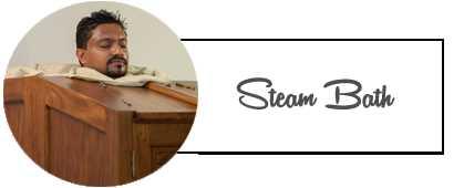 Medicated Steam Bath