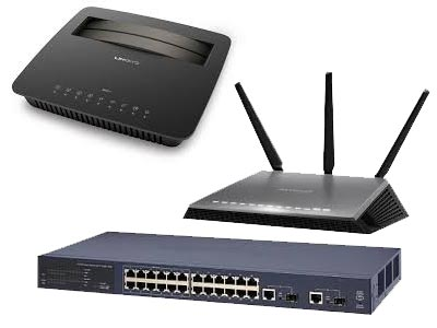 network router & switches dealer kumuli