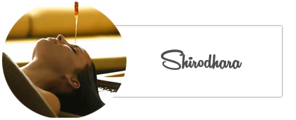 Medicated Shirodhara