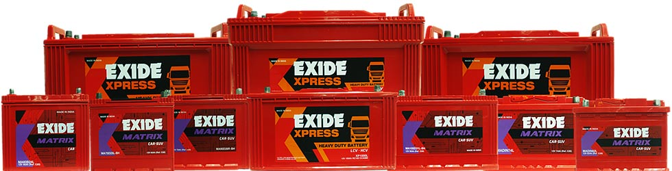 Exide Battery wholesale dealer theni