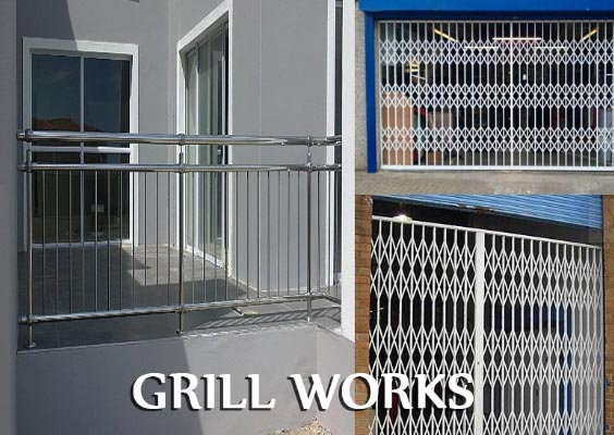 Grill work fabrication cumbum
