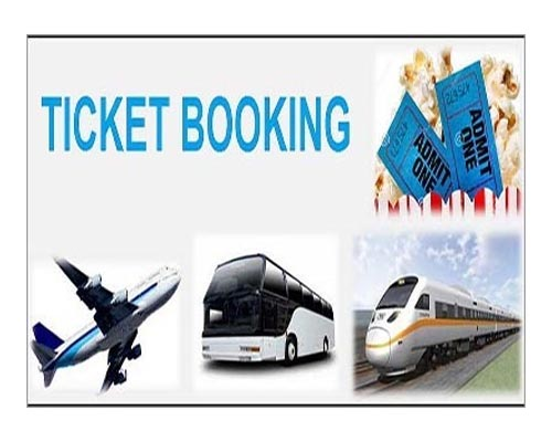 Ticket booking expert theni
