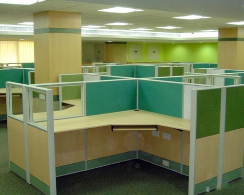 Panel Based Workstations Dindigul
