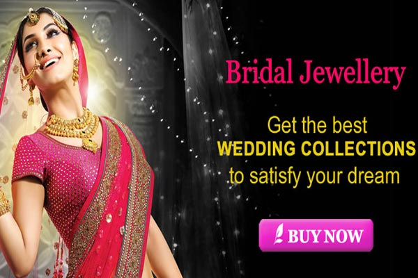 Bridal Jewellery collection theni