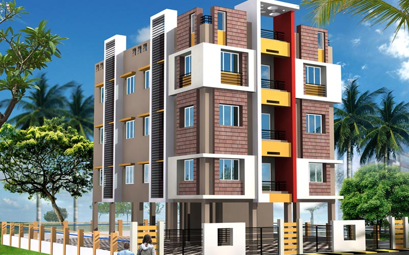 Virudhunagar Residential Apartment Building Thirumangalam