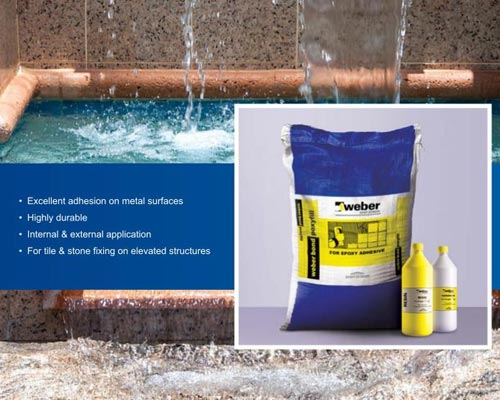 Theni Tile Adhesives exterior applications Kumily