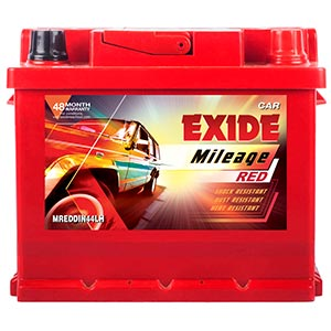 Exide automotive battery sales theni