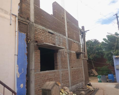 Commercial Building Construction Bodinayakanur