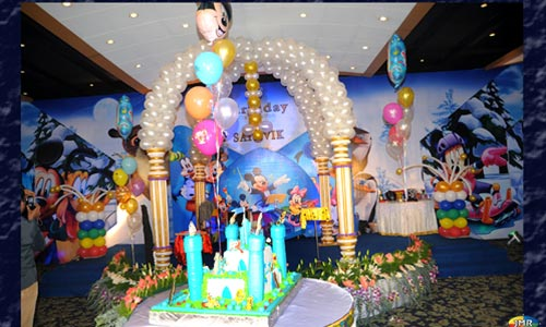 Party Balloon decoration service